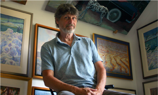 Bill Hibberd Legacy Portraiture Workshop