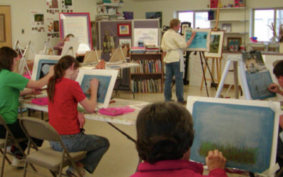 NEW! Classroom Arts Program | CVAC is looking for Artists to Participate