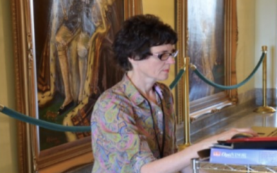 CVAC Speaker Series | Saving Art: Tales from an Art Conservator with Cyndie Lack