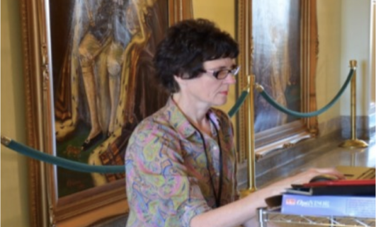 CVAC Speaker Series   Saving Art: Tales from an Art Conservator with Cyndie Lack