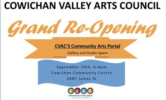 CVAC's Grand Opening