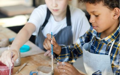 Art camps from puppets to recycling