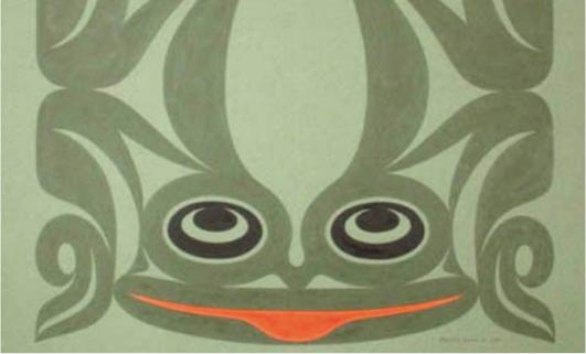 Nature's Influence on Traditional Salish Art with Maynard Johnny