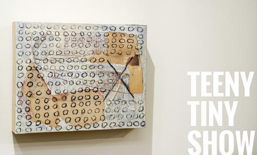 TEENY TINY ARTWORKS Show 2020