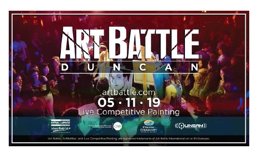 Art Battle 2019