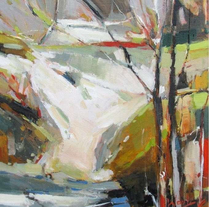 Susan Woolgar: Abstracting the Landscape