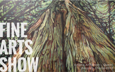 50th Cowichan Valley Fine Arts Show 2020