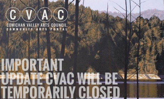 IMPORTANT UPDATE CVAC WILL BE Temporarily CLOSED