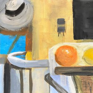 Still Life with Pool