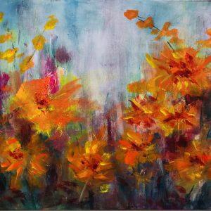 Bursting Blooms