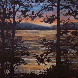Coastal Silhouette