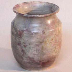 Red Saggar Pot