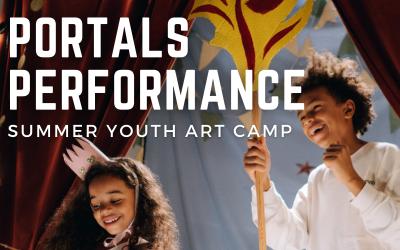 Kids Camp – Portals Performing Arts Ages 8 – 12