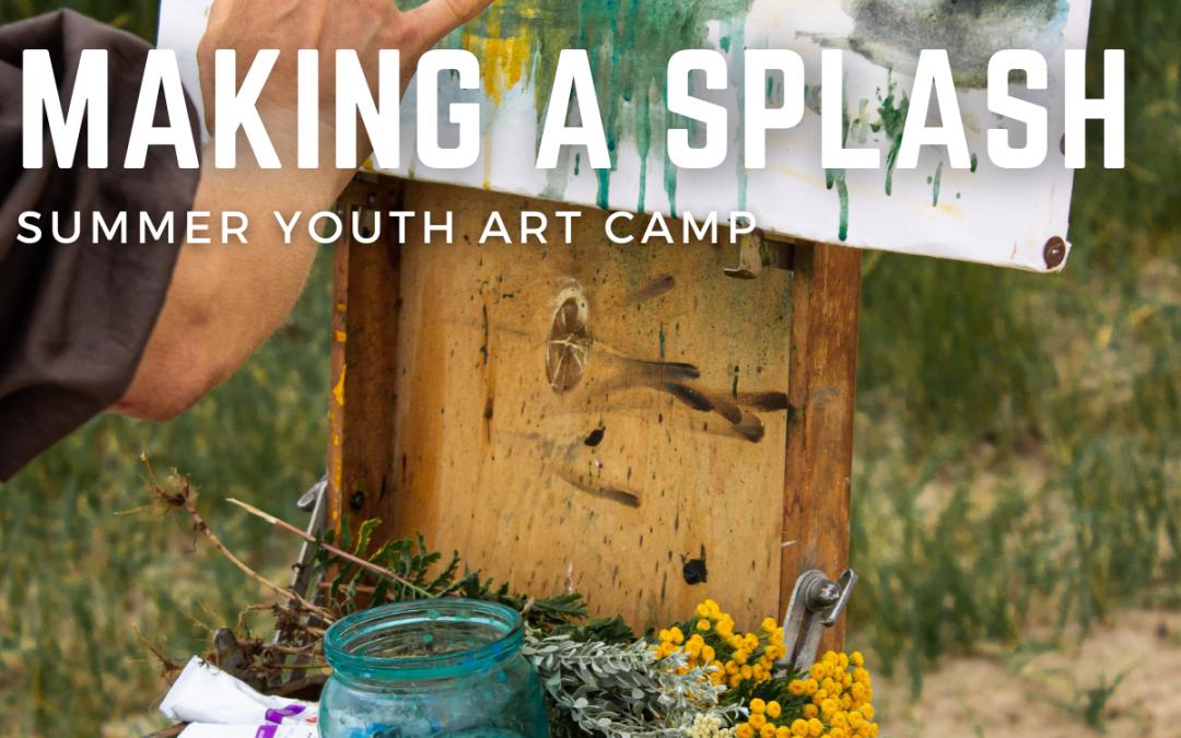 Kids Camp – Making a Splash Ages 6 – 10