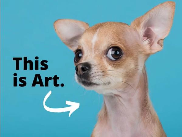 Art Needs You!